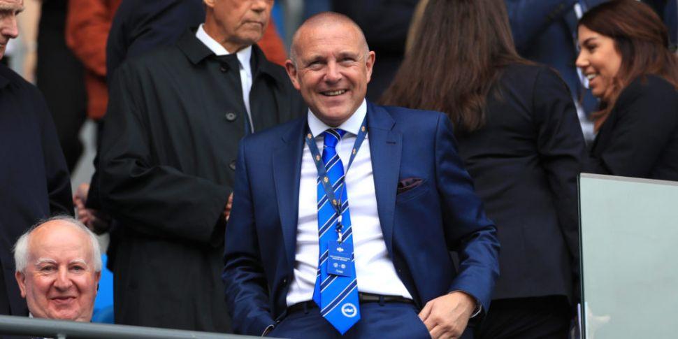 Brighton CEO admits self-inter...