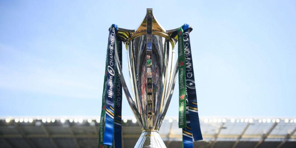 Heineken Champions Cup draw  ...