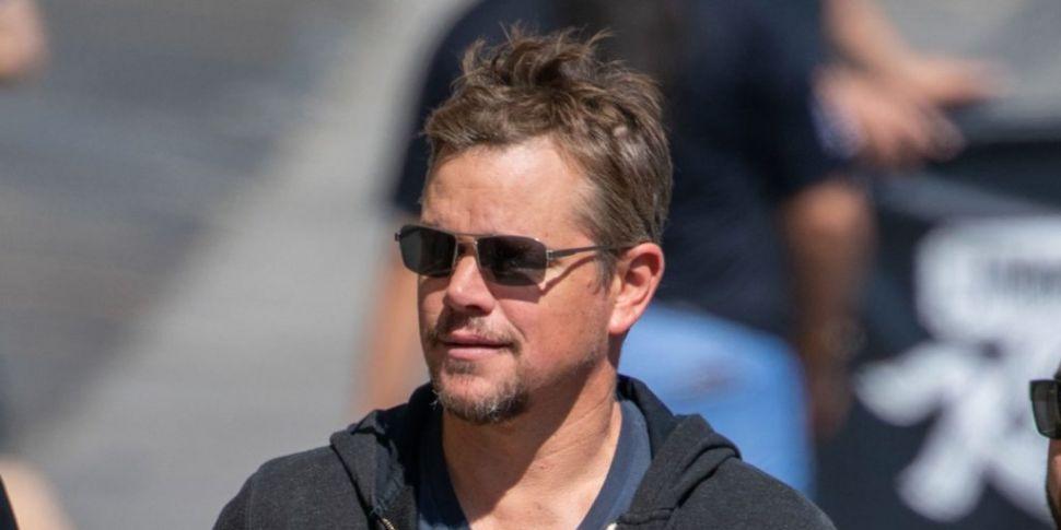 Matt Damon Is Leaving Dalkey!