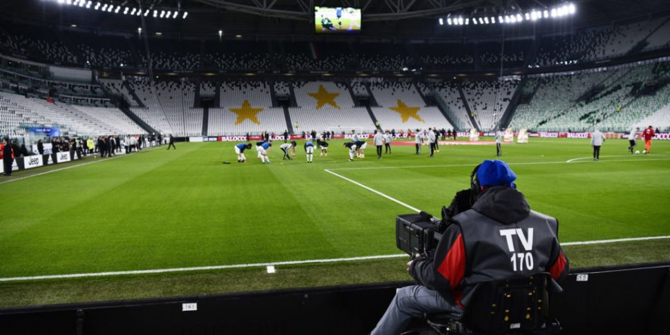 Serie A to resume on June 13,...
