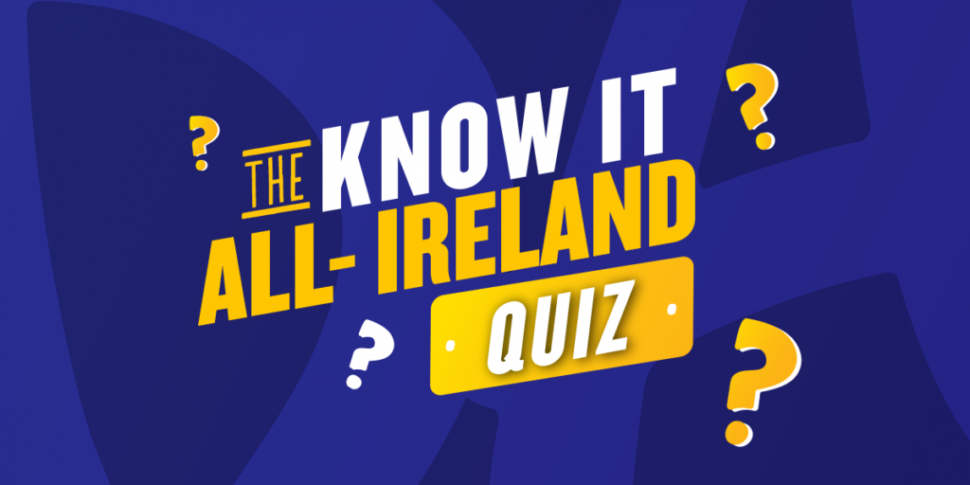 The Know It All-Ireland Quiz -...