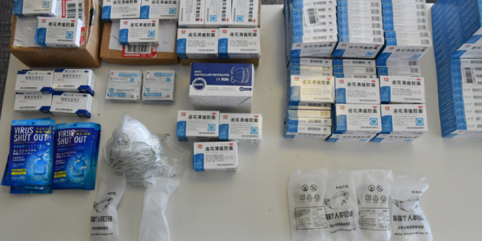 13,000 Bogus Tablets Claiming...