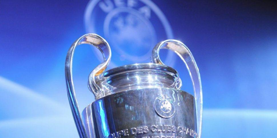 Champions League 'final four'...