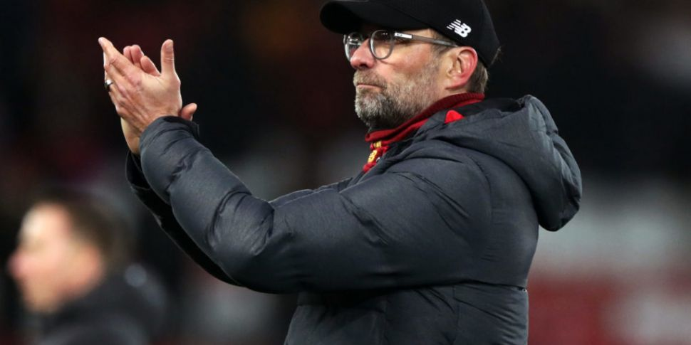 Klopp hits out at broadcasters...