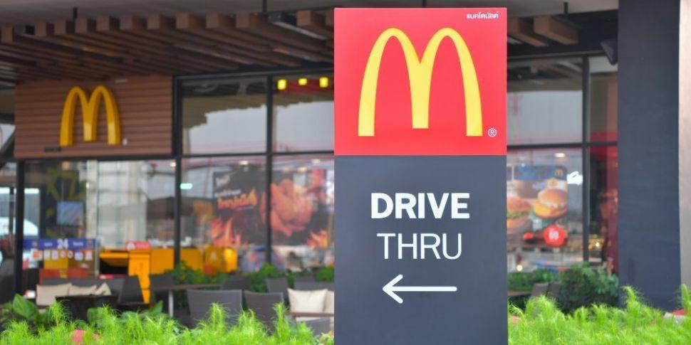 All McDonald's Irish Drive-Thr...