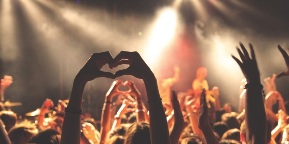 €25M Funding To Help Live Gigs...