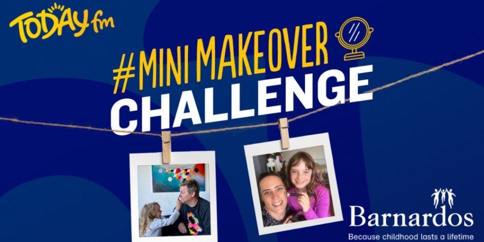 Take Part In The #MiniMakeover...