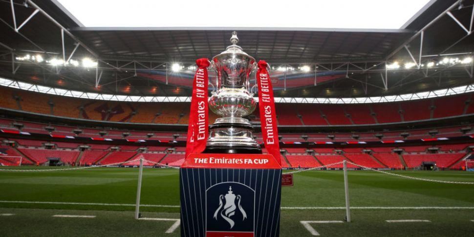 FA Cup Final at Wembley provis...
