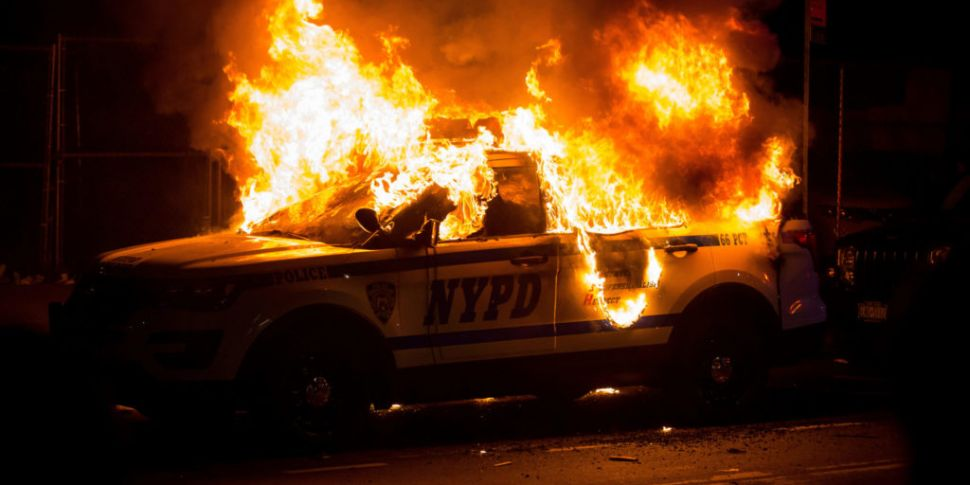 Race Riots Continue In US