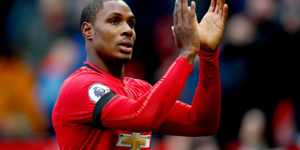 Odion Ighalo vows to walk off...
