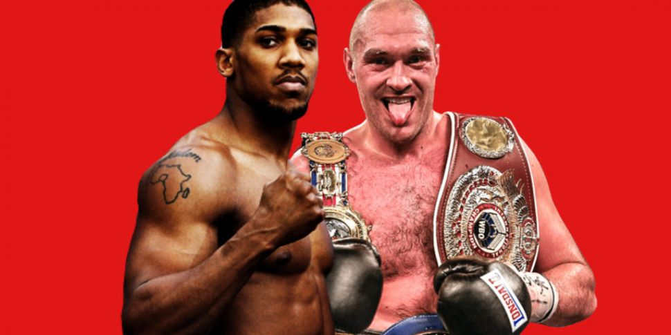 Fury and Joshua agree two-figh...
