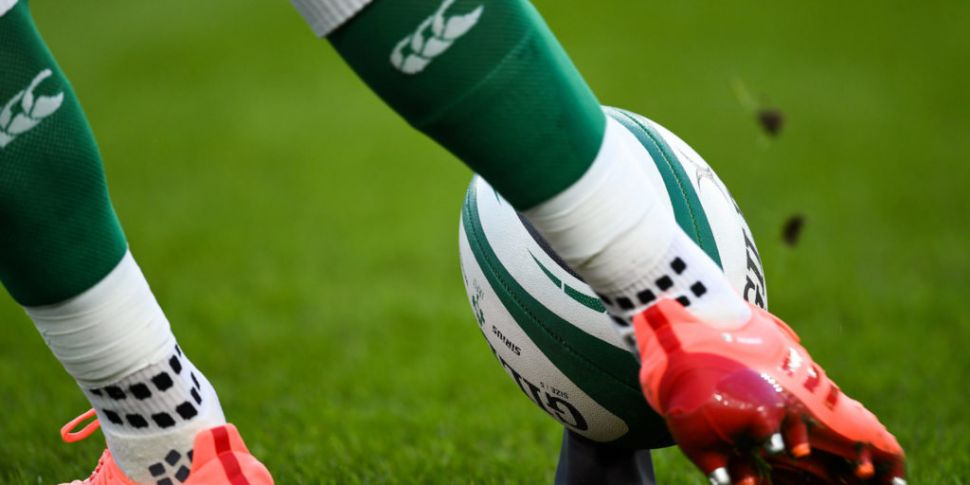 Ireland's Autumn Nations Cup f...