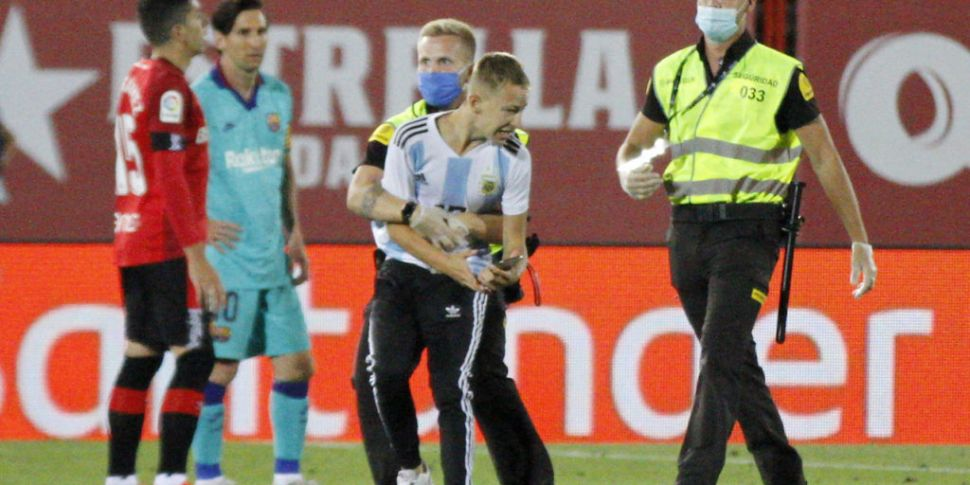 La Liga to prosecute after Mes...