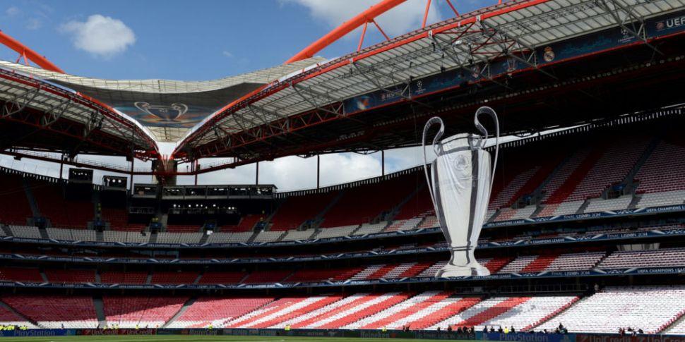 Champions League 'Final Eight'...