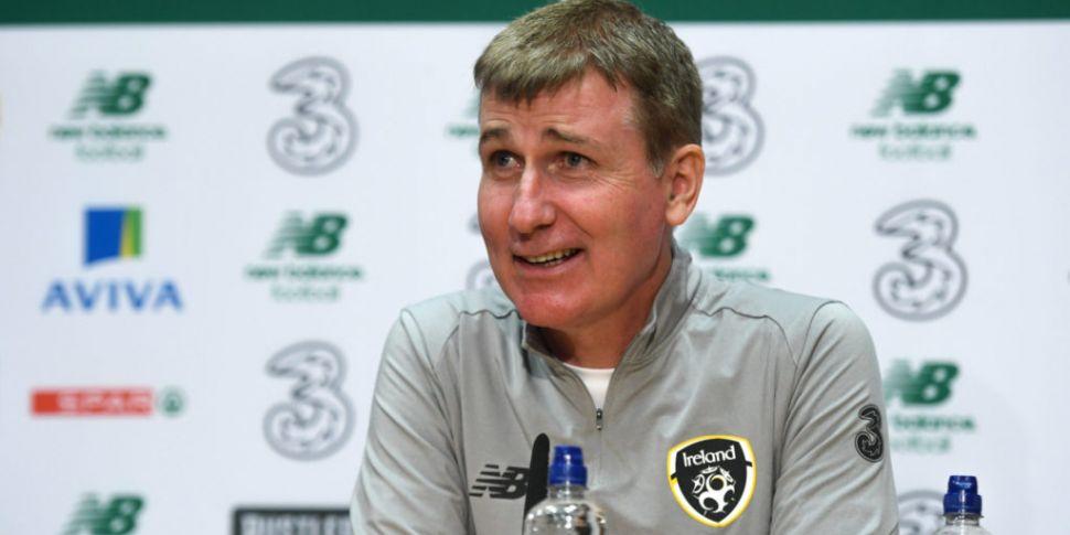 Ireland's Euro 2020 playoff wi...
