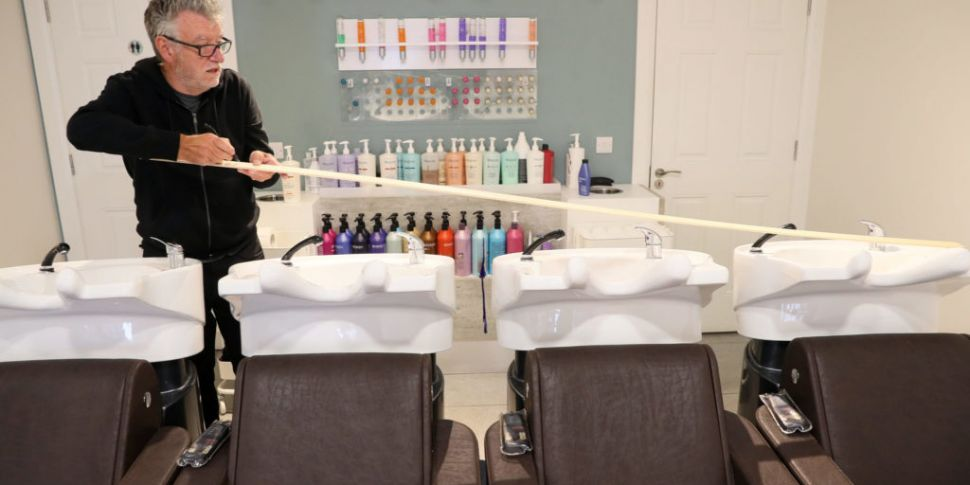 Lockdown Exit: Hairdressers An...