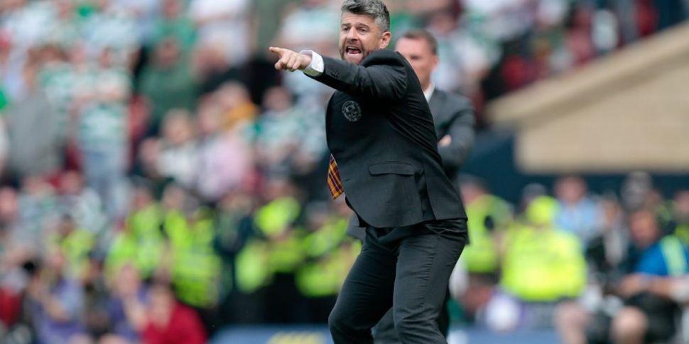 Motherwell allow Stephen Robin...
