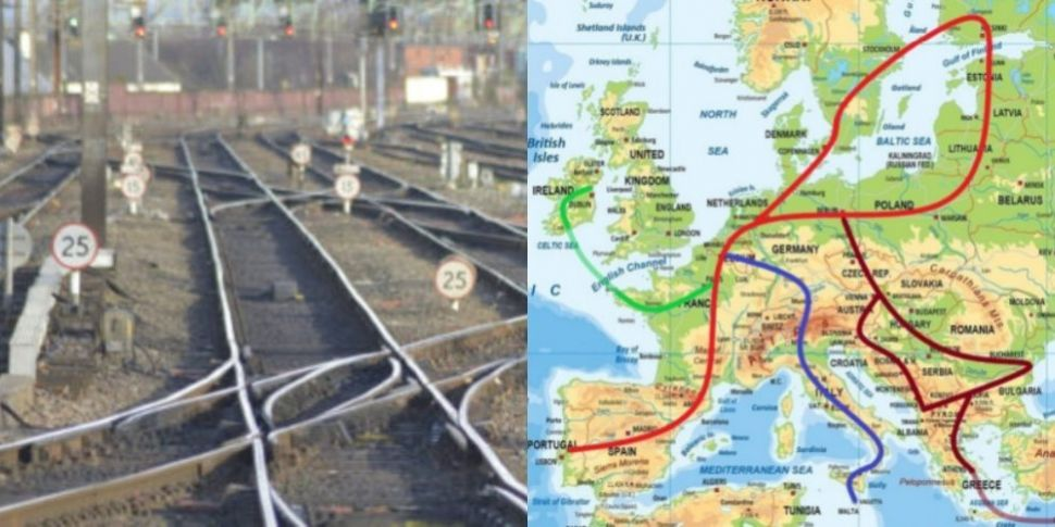 Proposals To Link Ireland To U...