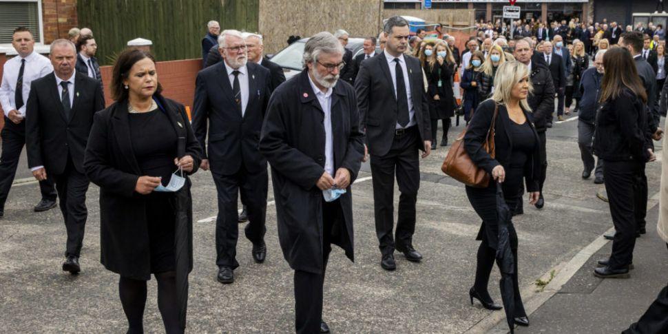 Sinn Féin Leadership Facing Cr...
