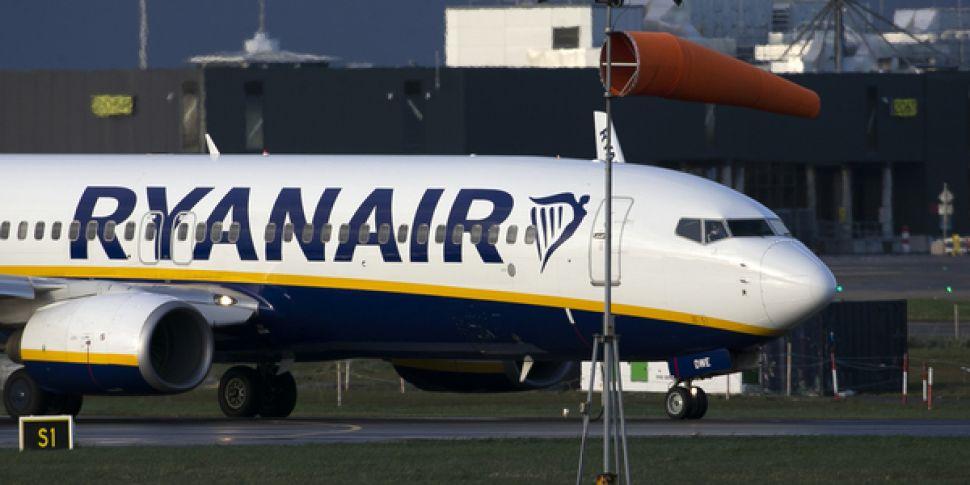 Ryanair To Process 90% Of Flig...