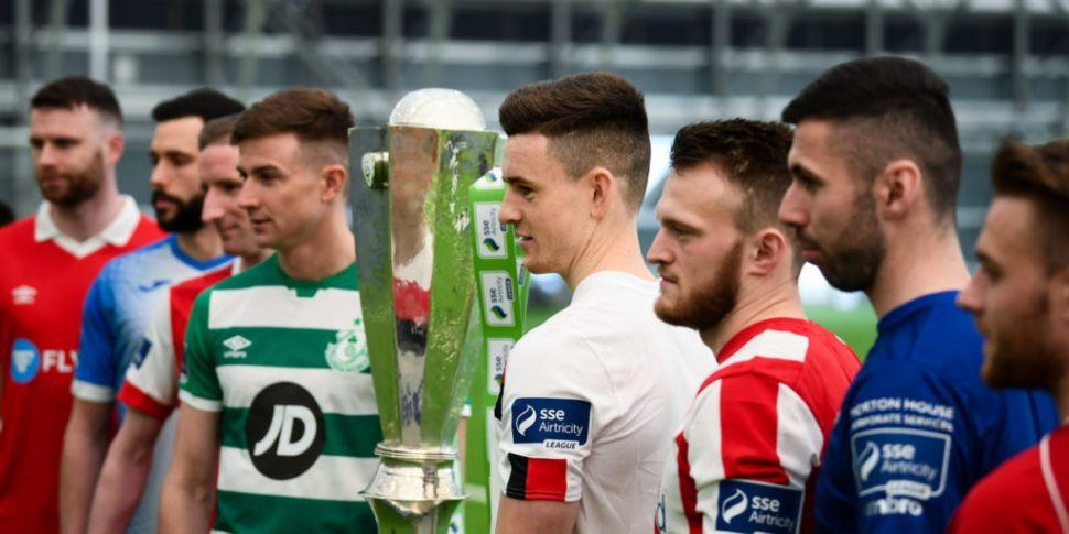 League of Ireland season exten...