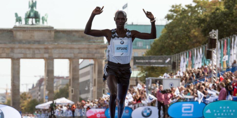 Two-time London Marathon winne...