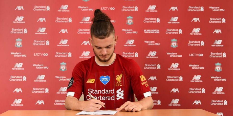 Harvey Elliott signs first pro...