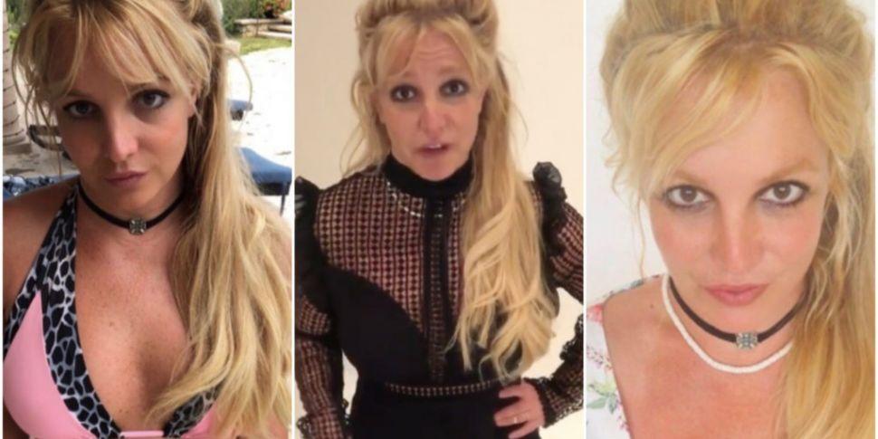 New 'Free Britney' Campaign Ga...