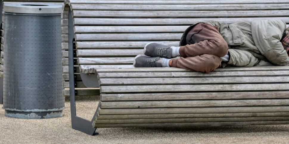 Homelessness On The Rise With...