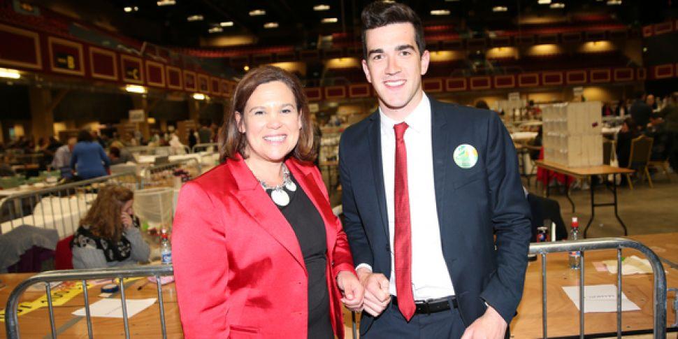 Sinn Féin Senator Reports Trol...