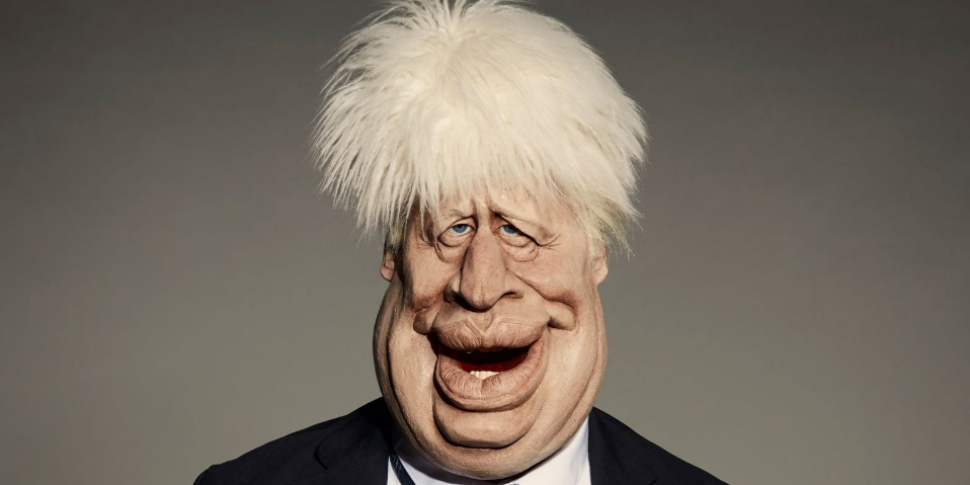 Spitting Image Reveals Puppets...
