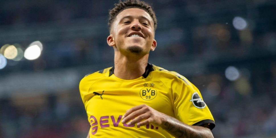 Dortmund's Sancho valuation is...