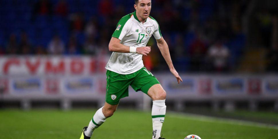 Fomer Irish international Step...