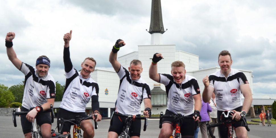 Mayo Ultra-Cyclists Take On A...