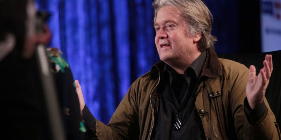 Steve Bannon Arrested And Char...