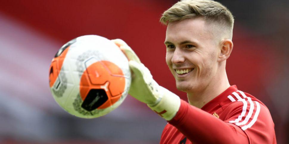 Henderson to challenge De Gea...