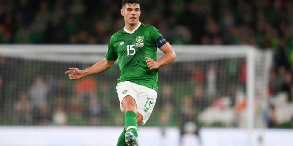 Egan ruled out of World Cup qu...