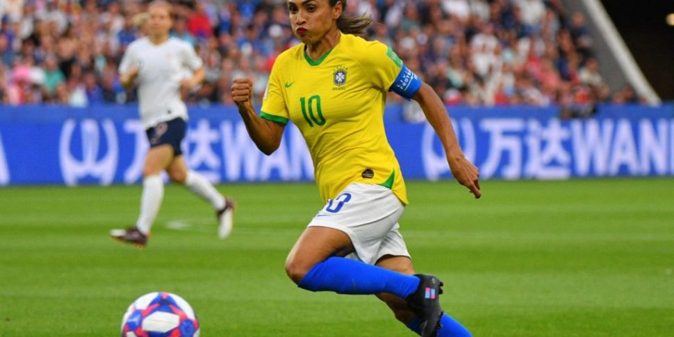 Brazil to give equal pay to me...
