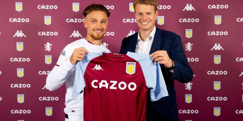 Aston Villa sign Matty Cash fr...