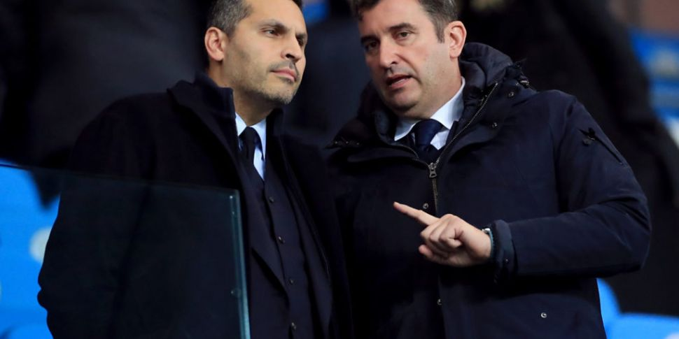 Manchester City owners CFG add...