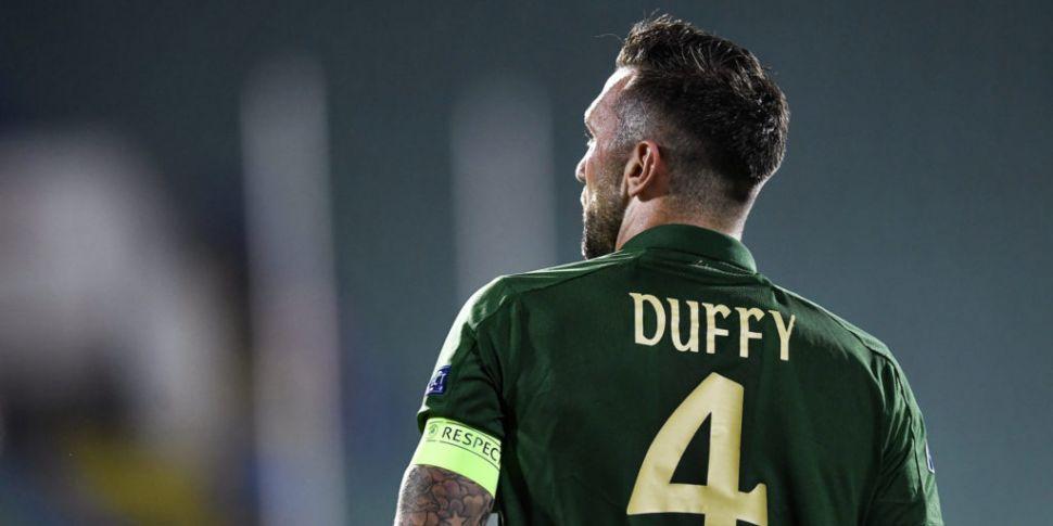 Injury time Duffy header rescu...