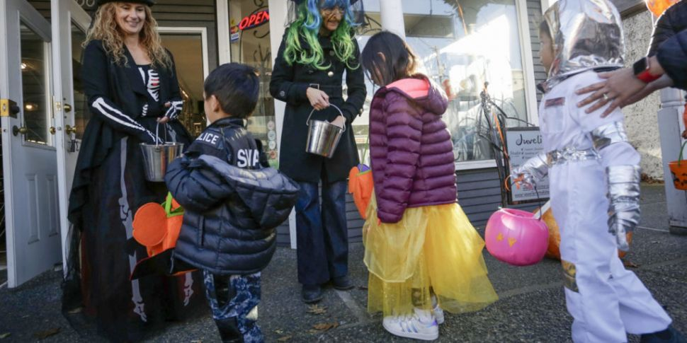 Will Trick Or Treating Survive...