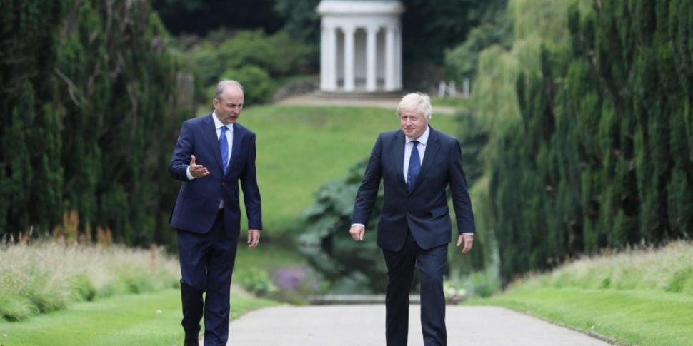 Taoiseach Feels UK's Trust Has...