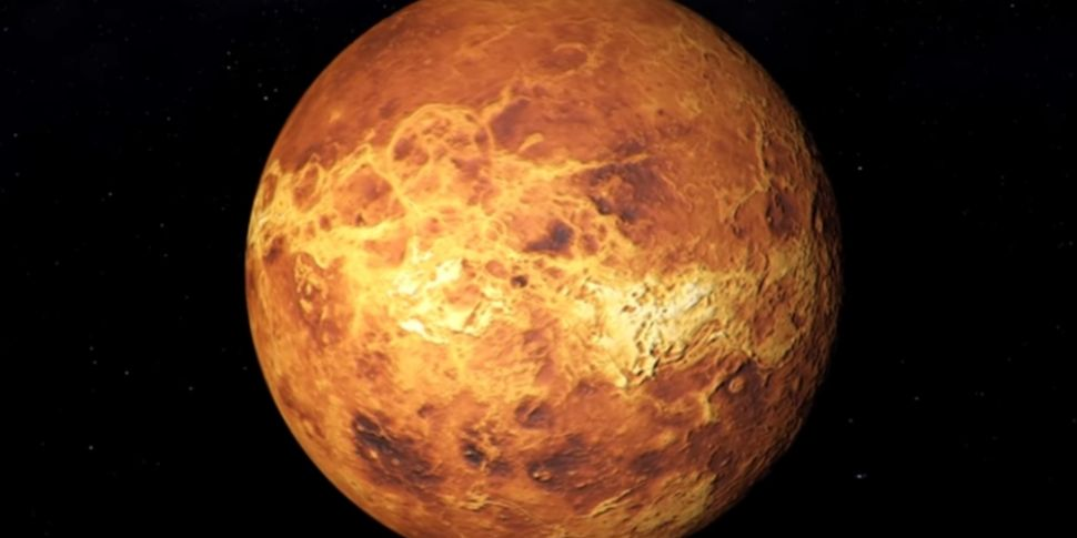 Signs Of Life On Planet Venus
