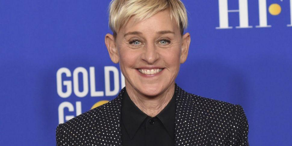 Ellen DeGeneres Addresses Rumo...