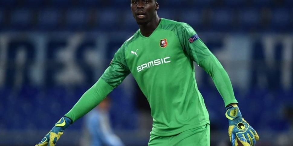 Chelsea sign goalkeeper Edouar...