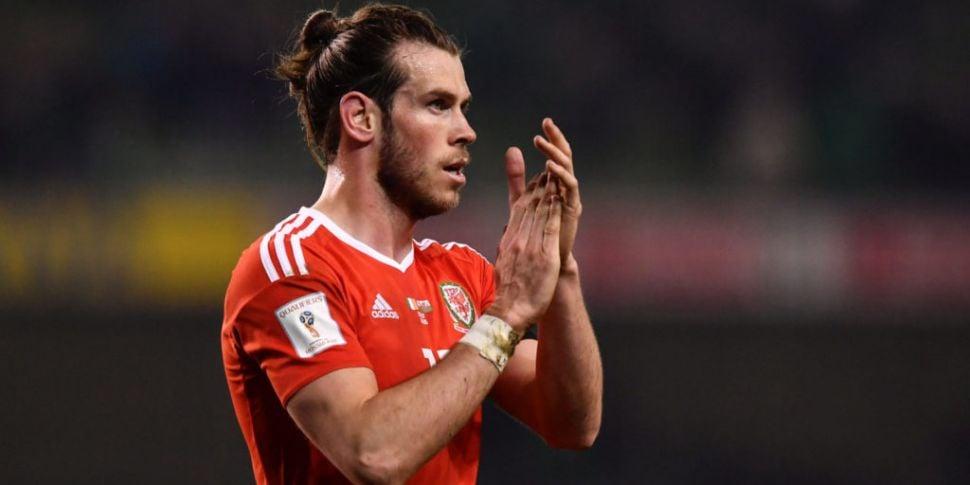 Knee injury to keep Gareth Bal...