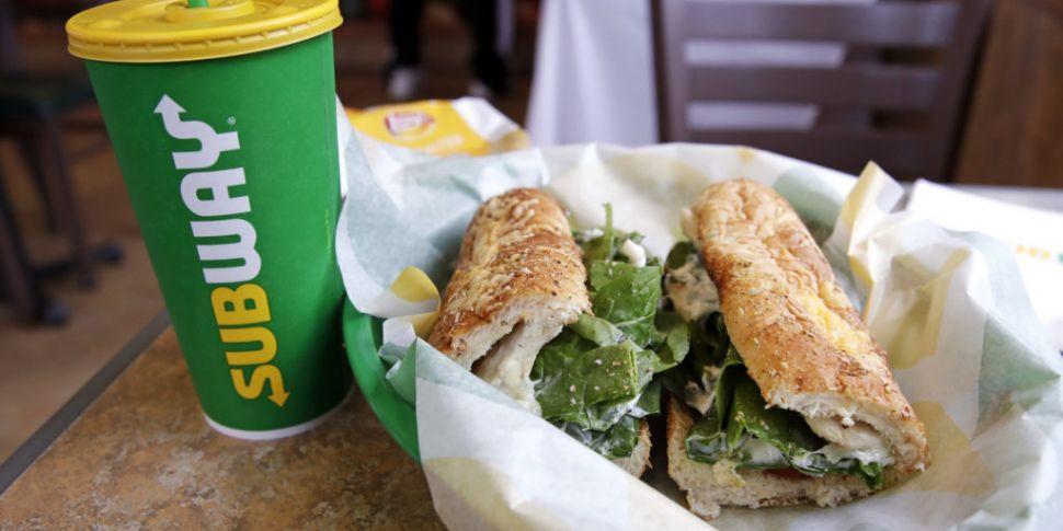 Subway Sandwiches Are Too Suga...