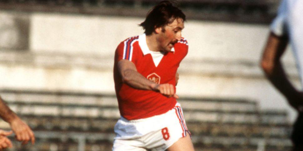 Czech penalty legend Antonin P...