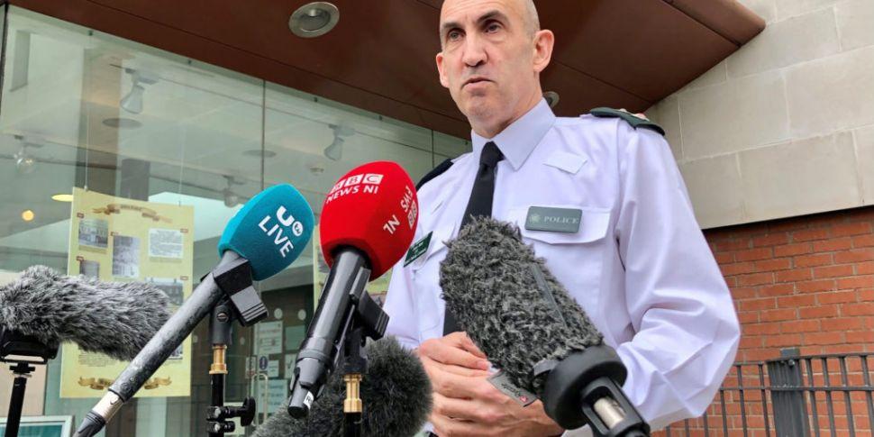 Belfast Police Hunt Masked Att...